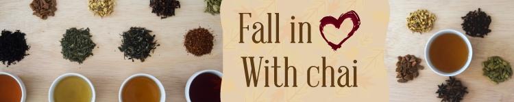 El sabor del otoño es el chai