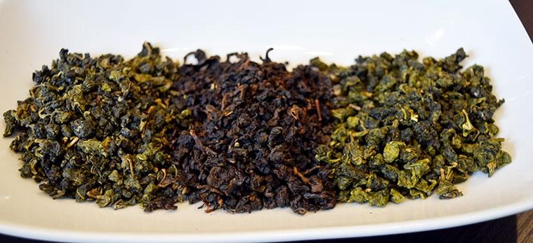 Los tés orgánicos