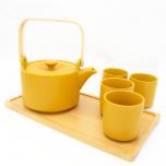 Okiniiri set amarilla