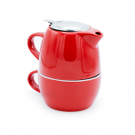 Tea for one Nomi Rojo