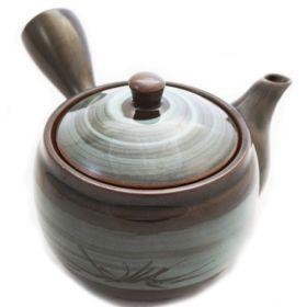 Tetera Kyusu - cerámica