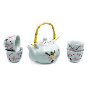 Set Sakura - cerámica
