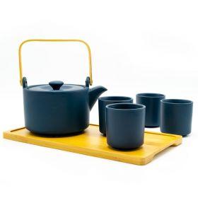 Okiniiri set Azul Marino