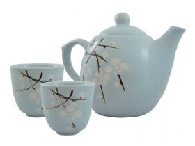 Set Okinawa - cerámica