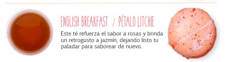 Maridaje con English Breakfast
