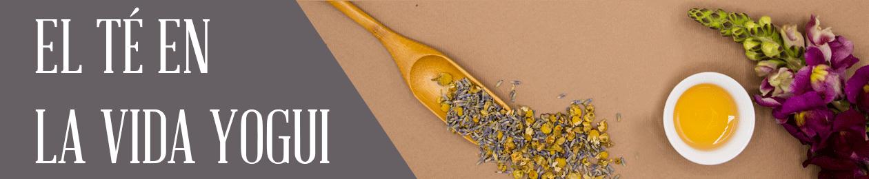 El té en la vida yogui